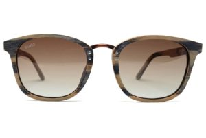 Bondi Oak wooden sunglasses