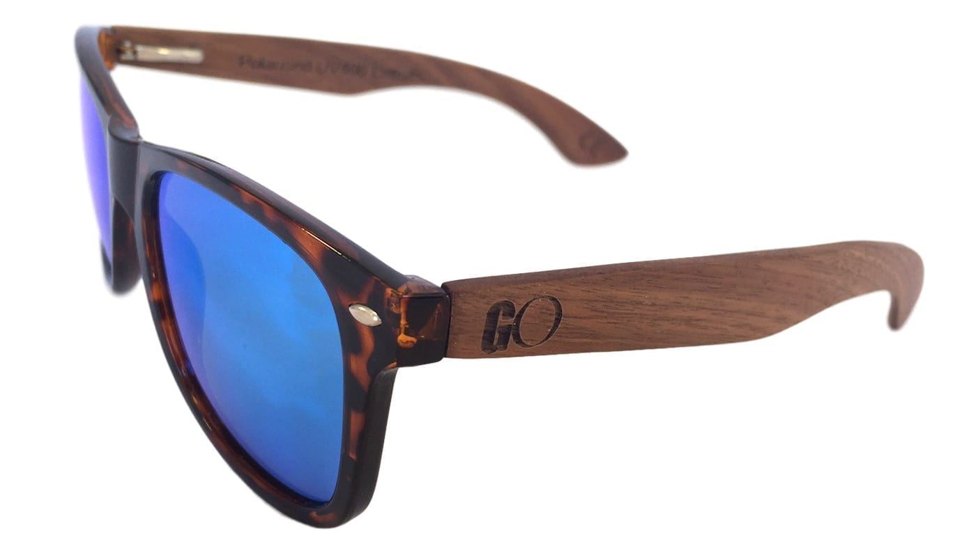 'Drift Blue' Sunglasses