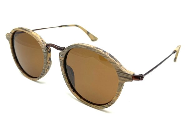 Tama Oak sunglasses side view