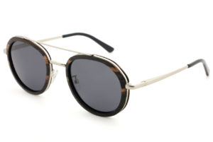 Luxé Black wooden Sunglasses