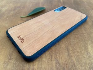 Wooden Galaxy A70 Case